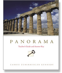 Panorama: Teacher's Guide and Answer Key